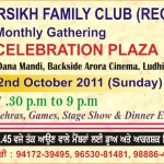 Monthly Gathering – Gursikh Family Club